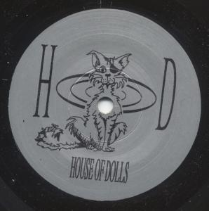 HOUSE OF DOLLS 9 - Various - 45T (SP 2 titres)