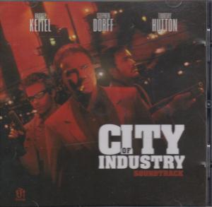 CITY OF INDUSTRY SOUNDTRACK - Various Artists - CD