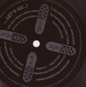 HEY HO LET'S GO - Various - 45T (SP 2 titres)