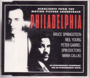 HIGHLIGHTS FROM THE MOTION PICTURE SOUNDTRACK PHIL - Various - CD