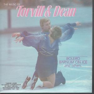 MICHAEL REED ORCHESTRA - Music of Torvill and Dean - 7inch (SP)