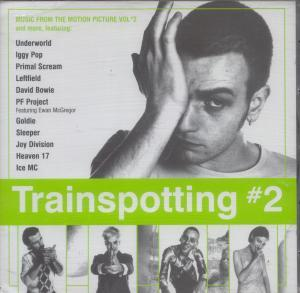 TRAINSPOTTING 2 - Various - CD