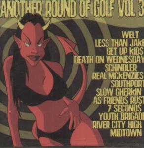 ANOTHER ROUND OF GOLF VOL 3 - Various - CD