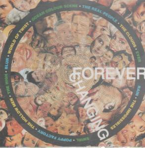 FOREVER CHANGING - Various - CD