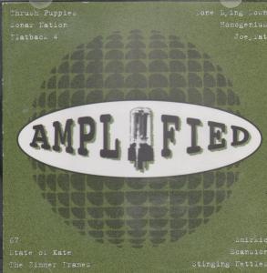 AMPLIFIED - Various Artists Sampler - CD