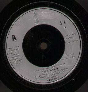 JAMMING MAGAZINE OCTOBER 1985 FREEBIE - Various - 45T (SP 2 titres)