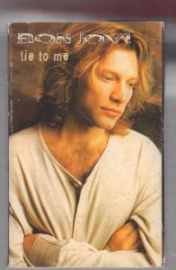 BON JOVI - Lie To Me - Cassette
