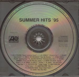 SUMMER HITS 95 - Various - CD