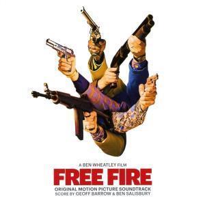 FREE FIRE (ORIGINAL MOTION PICTURE SOUNDTRACK - Geoff Barrow & Ben Salisbury - CD