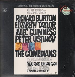 COMEDIANS SOUNDTRACK - Music From the Original Sountrack - LP