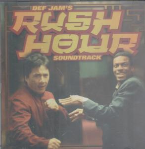 DEF JAM'S RUSH HOUR SOUNDTRACK - Various - CD