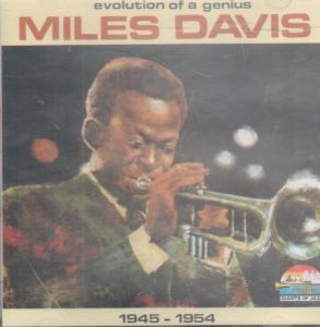 MILES DAVIS - 1945-1954 - CD