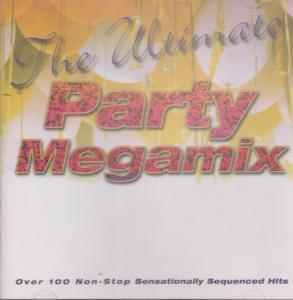 ULTIMATE PARTY MEGAMIX - Various - CD