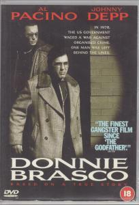 DONNIE BRASCO - S/T - DVD