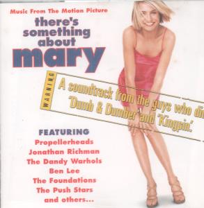 THERE'S SOMETHING ABOUT MARY - Music From the Motion Picture - CD