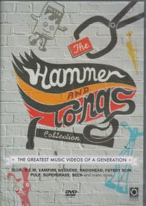HAMMER AND TONGS COLLECTION - Various Artists - DVD