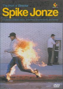 SPIKE JONZE - The Work of Director Spike Jonze - DVD