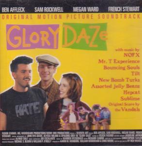 GLORY DAZE - Original Motion Picture Soundtrack - CD
