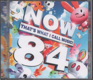 NOW THAT'S WHAT I CALL MUSIC 84 - Various - CD x 2