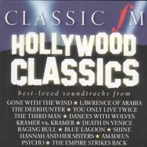 CLASSIC FM - HOLLYWOOD CLASSICS - Various - CD