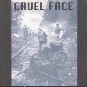 CRUEL FACE - S/T - 45T (SP 2 titres)
