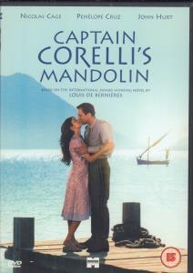 CAPTAIN CORELLI'S MANDOLIN - S/T - DVD
