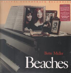 BEACHES SOUNDTRACK - Original Soundtrack Recording - LP