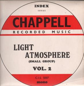 LIGHT ATMOSPHERE VOL 2 - Small Group - 33T