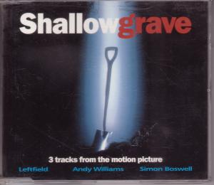 SHALLOW GRAVE - 3 Tracks From the Motion Picture - CD