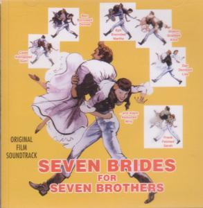 SEVEN BRIDES FOR SEVEN BROTHERS - Original Film Soundtrack - CD