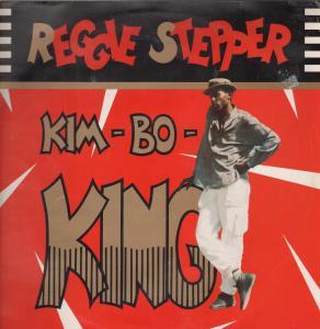 REGGIE STEPPA - Kim Bo King - 33T