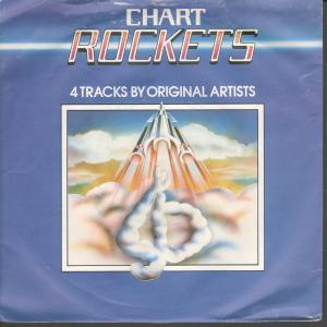 CHART ROCKETS - Various - 45T (SP 2 titres)