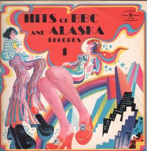 HITS OF BBC AND ALAASKA RECORDS 1 - Various Artists - LP