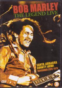 BOB MARLEY - Legend Live - DVD