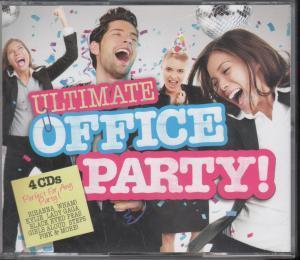 ULTIMATE OFFICE PARTY - Various - CD