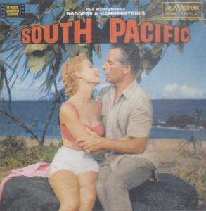 SOUTH PACIFIC - Original Soundtrack Recording - CD