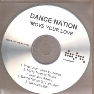 Dance Nation Move Your Love