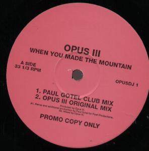 Opus 3 When You Made the Mountain