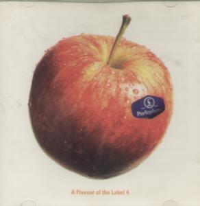A FLAVOUR OF THE LABEL 4 - Various - CD