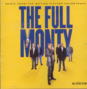 FULL MONTY SOUNDTRACK - Music From the Motion Picture Soundtrack - CD