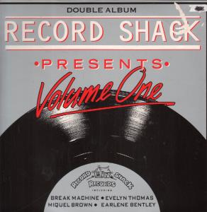 RECORD SHACK PRESENTS VOLUME ONE - Various - 33T x 2