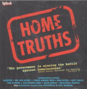 HOME TRUTHS - Various - CD