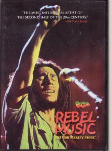 BOB MARLEY - Rebel Music - the Bob Marley Story - DVD