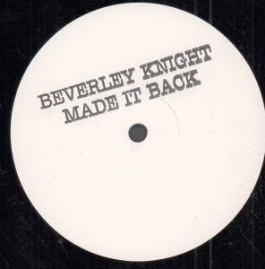 BEVERLEY KNIGHT - Made It Back - 12 inch 45 rpm