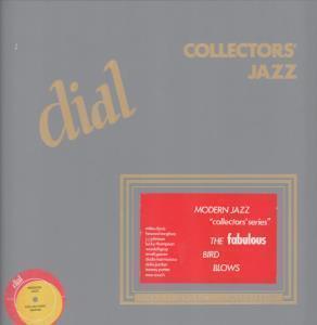 Charlie Parker Modern Jazz Collectors Series Fabulous Bird Blows