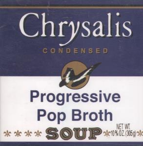 CHRYSALIS PROGRESSIVE POP SAMPLER - Various - CD