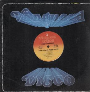 FREE EXPRESSION - Save the Last Dance For Me - Maxi 45T