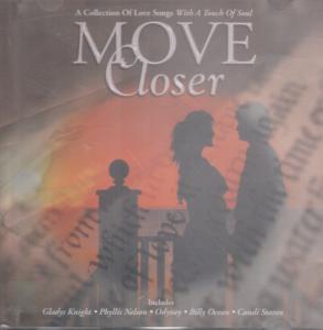 MOVE CLOSER - Various - CD