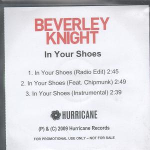 BEVERLEY KNIGHT - In Your Shoes - CD-ROM