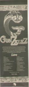 GONZALEZ - S/T - Display